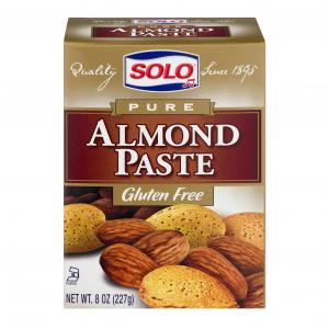 Solo Almond Paste