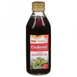 Cookwell Toasted Sesame Oil