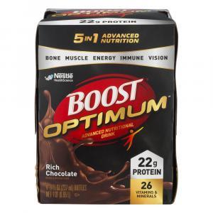 Boost Advanced Nutrition Optimum Rich Chocolate
