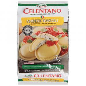 Celentano Round Cheese Ravioli