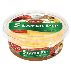 Luisa's 5 Layer Mild Fiesta Dip