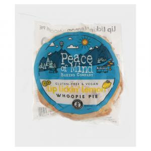 Peace of Mind Lip Lickin' Lemon Whoopie Pie