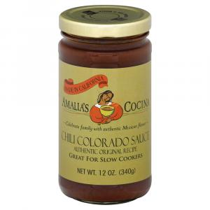 Amalia's Chili Colorado Sauce