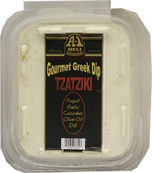 A-1 Deli Restaurant Tzatziki Gourmet Greek Dip