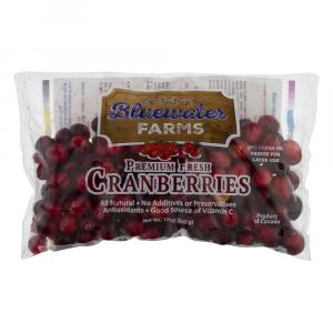 Bluewater Farms Whole Berry Cranberry Sauce