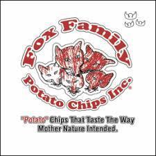 Fox Salt And Vinegar Chips