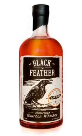 Black Feather American Straight Bourbon Whiskey