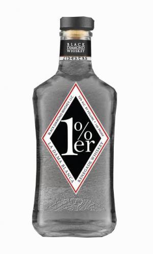 Black Diamond Whiskey 1%er