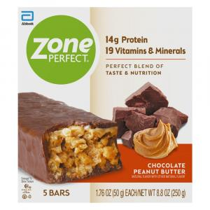 Zone Perfect Chocolate Peanut Butter Bars