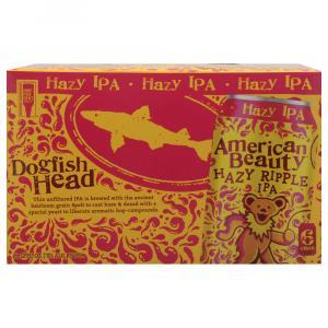 DogFish Head American Beauty Hazy Ripple IPA