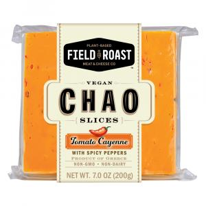 Field Roast Chao Tomato & Cayenne Slices