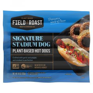 Field Roast Naturally Smoked Plant-Based Hot Dogs