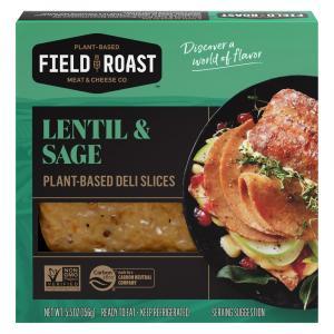 Field Roast Deli Slices Lentil Sage