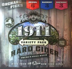 1911 Beak & Skiff Cider Variety Pack