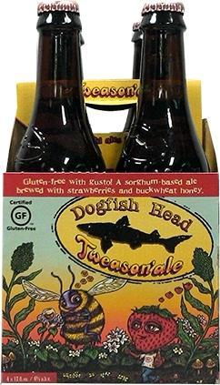 Dogfish Head Tweason Ale