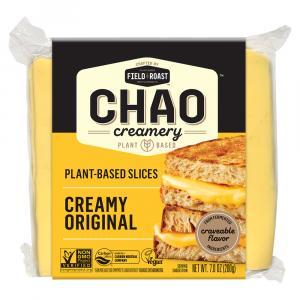Field Roast Chao Creamy Original Slices