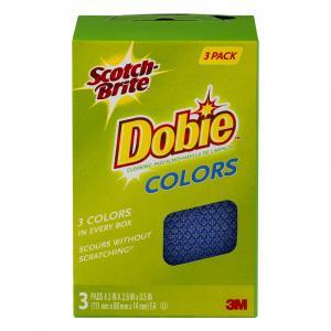 Scotch Brite Dobie All Purpose Pads