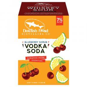 DogFish Head Cherry Bergamot Whiskey Sour