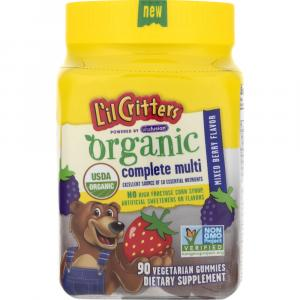 Lil Critters Organic Complete Multi