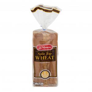 J.J.Nissen Split Top Wheat Bread