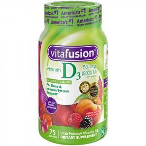 Vitafusion Vitamin D Gummy Vitamins