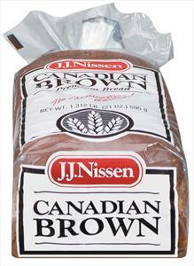 J.J.Nissen Canadian Brown Bread