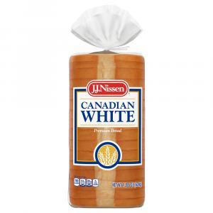 J.J.Nissen Canadian White Bread