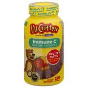 L'il Critters Immune C Plus Zinc & Echinacea