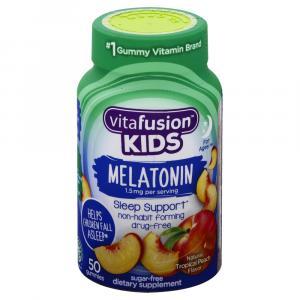 Vitafusion Kids Melatonin Sugar Free