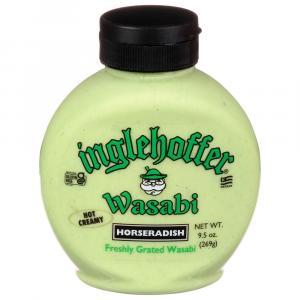 Inglehoffer Wasabi Horseradish Squeeze