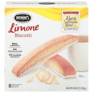 Nonni's Limone Biscotti