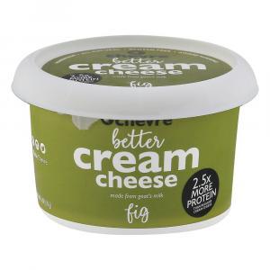 Belle Chevre Fig Cream Cheese