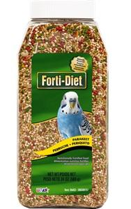 Forti-Diet Parakeet Food