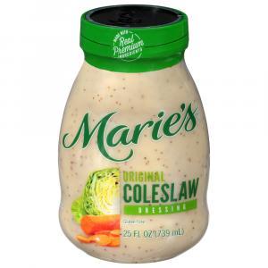 Marie's Coleslaw Dressing