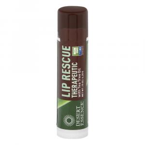 Desert Essence Lip Rescue Tea Tree Oil