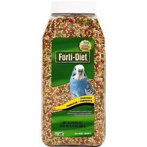 Forti-diet Parakeet Pet Food