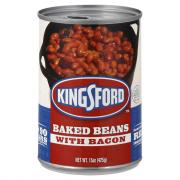 Kingsford Baked Beans With Bacon