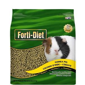 Forti-Diet Guinea Pig Pet Food