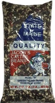 State of Maine Jacob's Cattle Beans