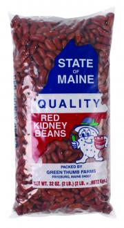 State of Maine Red Kidney Beans