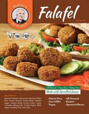Papou's Kitchen Falafel