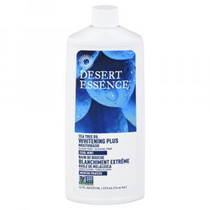 Desert Essence Natural Tea Tree Oil Whitening Plus Mouthwash