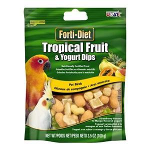 Forti-Diet Tropical Fruit & Yogurt Dips