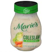 Marie's Cole Slaw Salad Dressing