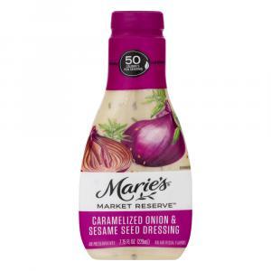 Marie's Carmelized Onion & Sesame Dressing