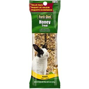 Forti-Diet Rabbit Honey Treat Stick