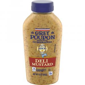 Grey Poupon Deli Squeeze Mustard