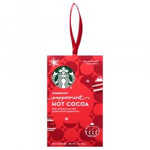 Starbucks Peppermint Hot Cocoa Ornament