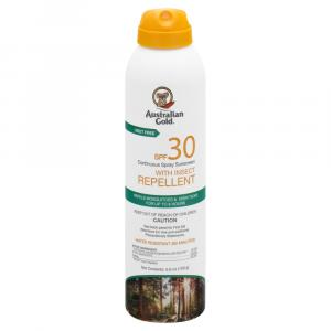 Australian Gold SPF 30 with Insect Repellent