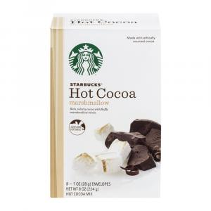 Starbucks Marshmallow Hot Cocoa